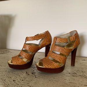 MICHAEL KORS high heels with platform shoes